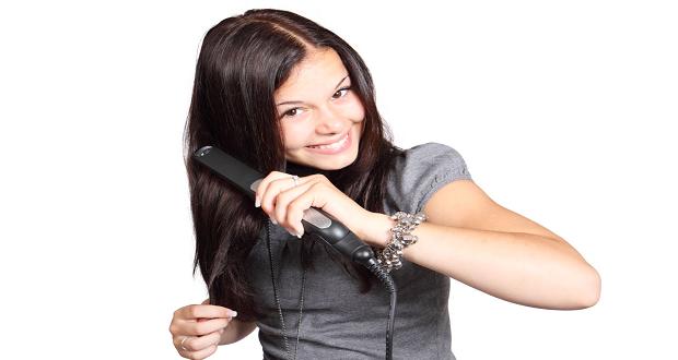 4 Τρόποι να ισιώσετε τα μαλλιά σας στο σπίτι - Δυναμική Γυναίκα b6a0f9219cc