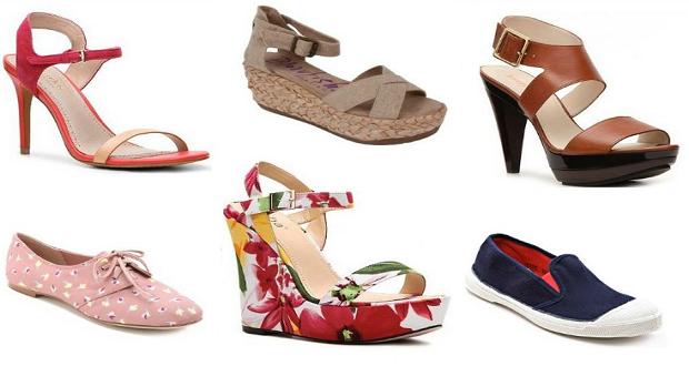 20805d433c Τάσεις στα παπούτσια - Καλοκαίρι - Μόδα και ιδέες - Δυναμική Γυναίκα