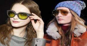 γυαλιά ηλίου φθινόπωρο 2014 χειμώνας 2015 τάσεις μόδας