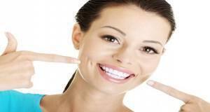 λαμπερά δόντια