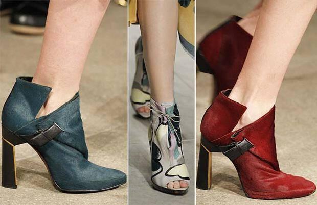 5ba3b1cf6e7 Παπούτσια Φθινόπωρο - Χειμώνας - Ιδέες της μόδας - Δυναμική Γυναίκα