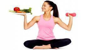 συμβουλές διατροφής και γυμναστικής