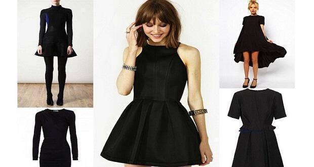 c23b045d046 Πώς να φορέσεις το μαύρο φόρεμα - Δυναμική Γυναίκα