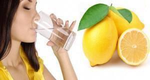 δίαιτα λεμονιού