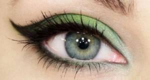 σχήμα ματιών