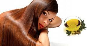 καστορέλαιο για μαλλιά