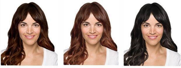 Χρώμα μαλλιών ανάλογα με τα μάτια - Δυναμική Γυναίκα ed628a44e30