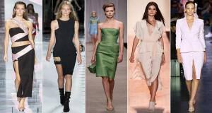 Ρούχα τάσεις μόδας 2015 (Άνοιξη - Καλοκαίρι)
