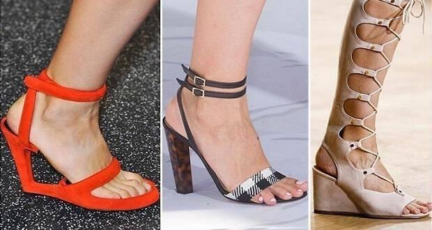 2fd029dbaf1 Παπούτσια άνοιξη καλοκαίρι – Τάσεις μόδας - Δυναμική Γυναίκα
