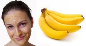 πίλινγκ με μπανάνα