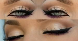 πώς βάζω το eyeliner