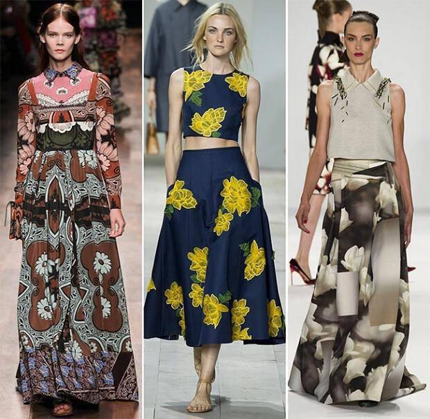cb632f9cba1a Σχέδια ρούχων άνοιξη καλοκαίρι – Τάσεις μόδας - Δυναμική Γυναίκα
