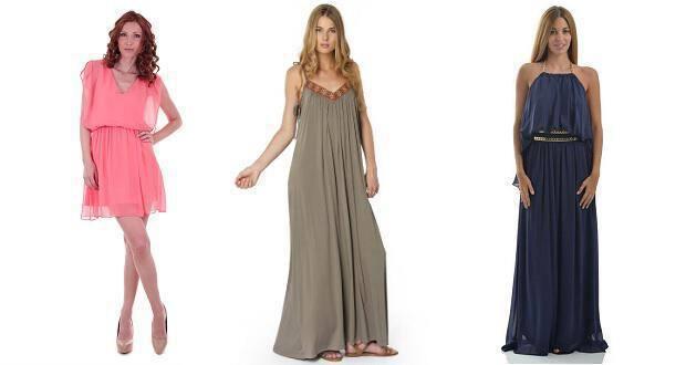 b6be6ca9c489 Αέρινα φορέματα - Ιδέες και μυστικά - Δυναμική Γυναίκα
