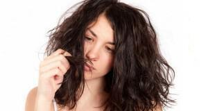 φθαρμένα μαλλιά