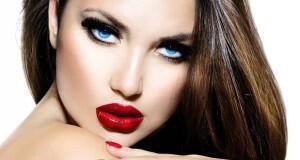 πώς να βάψεις τα χείλη χωρίς κραγιόν