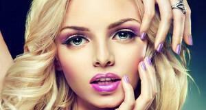 μακιγιάζ για ξανθές