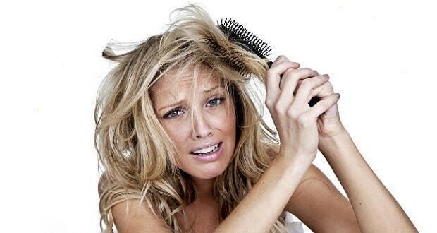 Καμένα μαλλιά - Συμβουλές και σπιτικές θεραπείες - Δυναμική Γυναίκα ec458659a41