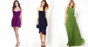 όμορφα φορέματα
