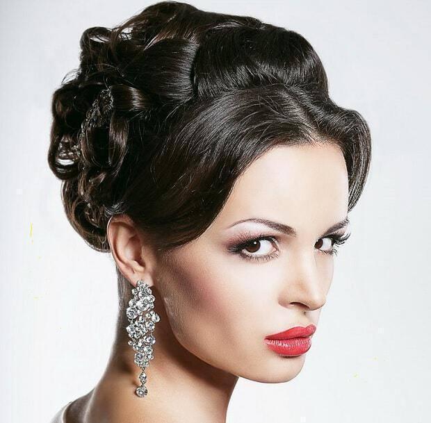 48aa97eb0f51 Χτενίσματα για αρραβώνα - Ιδέες και συμβουλές - Δυναμική Γυναίκα