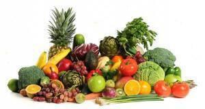 φρούτα και λαχανικά για ενυδάτωση