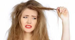 φθορά στα μαλλιά