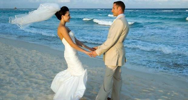 γάμος σε νησί