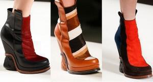 παπούτσια χειμώνας 2016 τάσεις μόδας