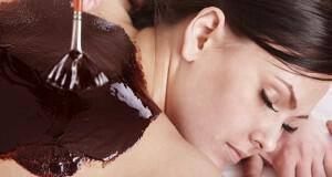 πίλινγκ με σοκολάτα