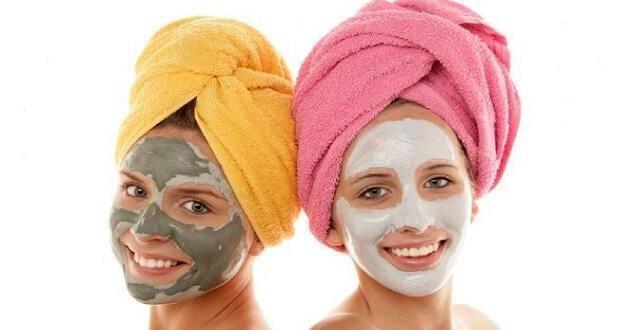 φυσικές μάσκες προσώπου