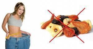 πώς τα φρούτα παχαίνουν