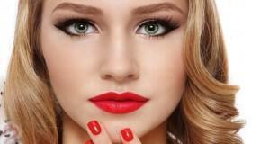 μακιγιάζ για πράσινα μάτια