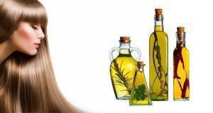 λάδι για ενδυνάμωση μαλλιών