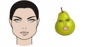 πρόσωπο με σχήμα αχλάδι