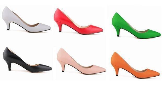 τι χρώμα παπούτσια μου ταιριάζουν