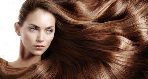 λάμψη στα μαλλιά