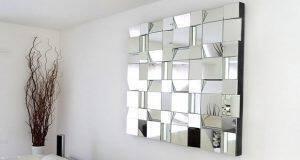 διακόσμηση σπιτιού με καθρέφτες