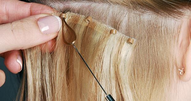 επεκτάσεις μαλλιών