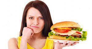 απαγορευτικές τροφές για την κυτταρίτιδα