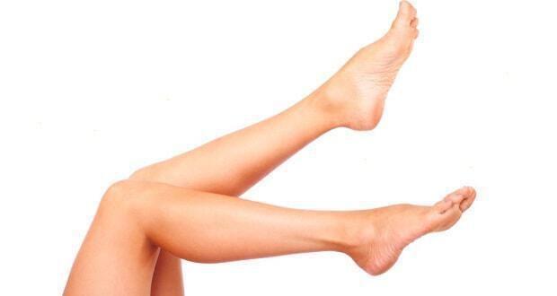 μυστικά για ωραία πόδια