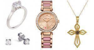 ρολόγια, κοσμήματα, σταυροί βάφτισης