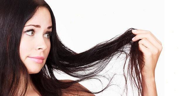 ξεθώριασμα μαλλιών