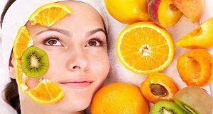 καλλυντικά από φρούτα