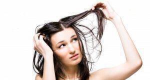 αντιμετώπιση λιπαρών μαλλιών