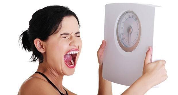 λάθη αποτυχίας μιας δίαιτας