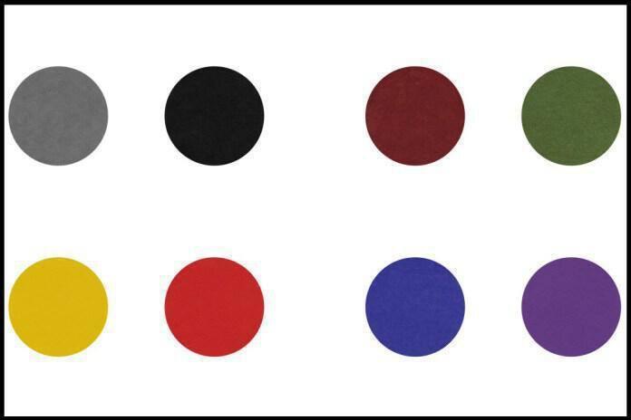 τεστ προσωπικότητας με χρώματα