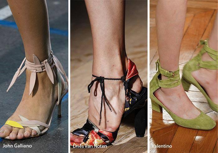 παπούτσια δετά στον αστράγαλο 2