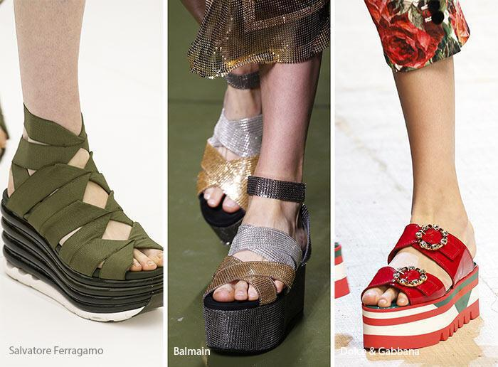 acc722ab419 Παπούτσια Άνοιξη – Καλοκαίρι 2017 – Τάσεις της μόδας - Δυναμική Γυναίκα