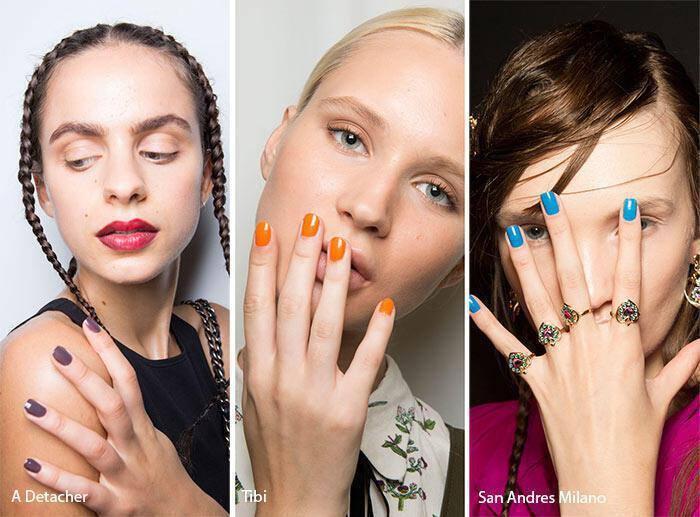 Αστραυτερά νύχια άνοιξη – καλοκαίρι 2017