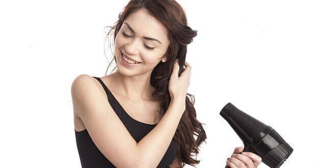 πώς να στεγνώνεις γρήγορα τα μαλλιά