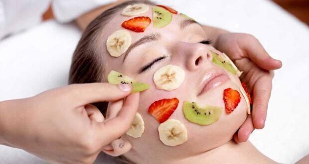 χειροποίητες μάσκες με φρούτα